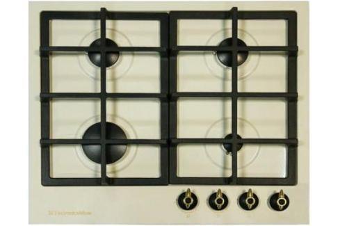Варочная панель газовая Electronicsdeluxe TG4 750231F-022 бежевый Варочные панели