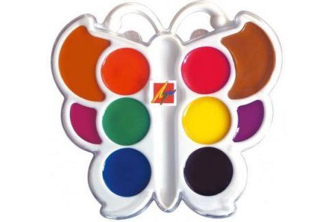 Акварель Луч Бабочка 10 цветов 10С548-08 Краски