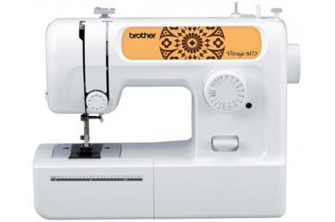 Швейная машина Brother Vitrage M73 белый Швейные машины