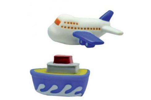 """Набор игрушек для ванны Жирафики """"Самолёт и пароход"""" 681265 Игрушки для купания"""