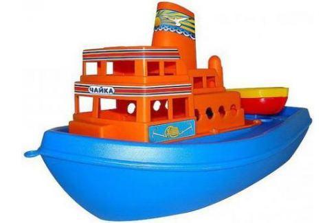 Корабль Полесье Чайка 36 см синий 36964 Водный транспорт