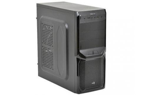 Корпус ATX Aerocool V3X Black Edition Без БП чёрный EN57417 Корпуса для компьютеров