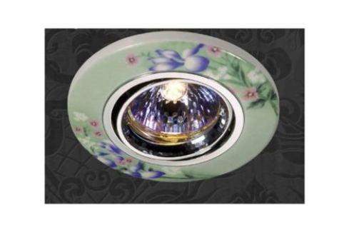 Встраиваемый светильник Novotech Ceramic 369554 Светильники встраиваемые