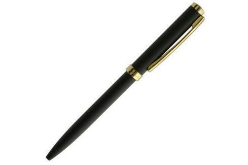 Шариковая ручка автоматическая Index IMWT200/BK-GD синий 0.7 мм IMWT200/BK-GD Шариковые ручки