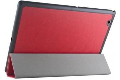 "Чехол IT BAGGAGE для планшета SONY Xperia TM Tablet Z4 10"" ультратонкий hard-case искус. кожа красный ITSYZ4-3 Чехлы для планшетов"