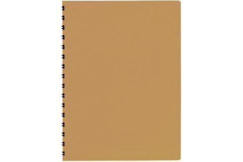 Ежедневник недатированный Index Casual A5 искусственная кожа IDN113/A5/BE Блокноты, еженедельники, записные книжки