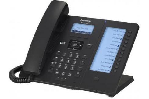 Телефон IP Panasonic KX-HDV230RUB черный IP-телефоны