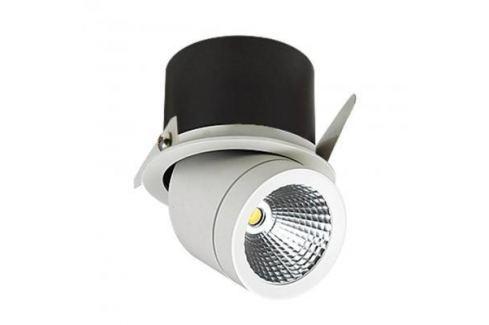 Встраиваемый светодиодный светильник Lucia Tucci Pipe 424.1-12W-WT Светильники встраиваемые