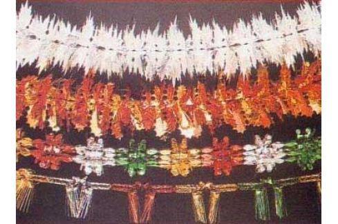 Растяжка Winter Wings Бабочка 20х270 см N09161 Атрибуты для праздника