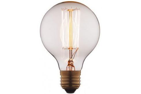 Лампа накаливания шар Loft IT G8040 E27 40W Лампы накаливания