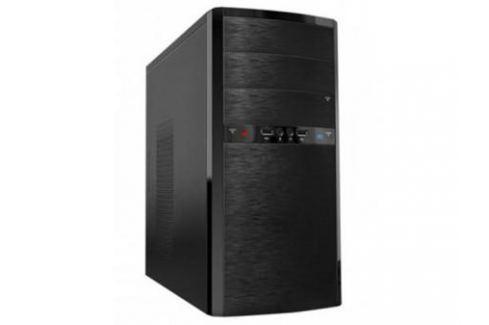 Корпус microATX Powerman ES722BL PM-400ATX U2AXXX/ES722BK 400 Вт чёрный 6111491 Корпуса для компьютеров