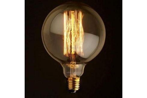 Лампа накаливания E27 60W шар прозрачный G12560 Лампы накаливания