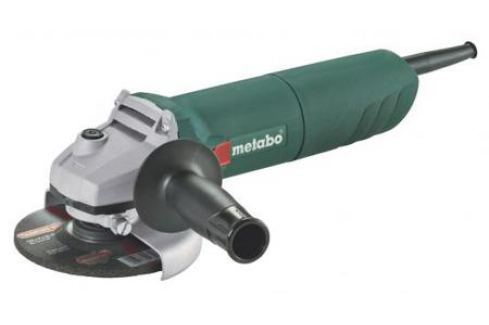 Углошлифовальная машина Metabo W 1100-125 1100 Вт Угловые шлифмашины