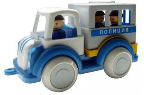 Машина Форма Полиция ДС синий 24 см Игрушечные машинки