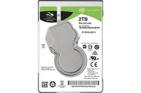 "Жесткий диск для ноутбука 2.5"" 2Tb 5400rpm 128Mb cache Seagate Barracuda SATAIII ST2000LM015 Жесткие диски для ноутбуков"