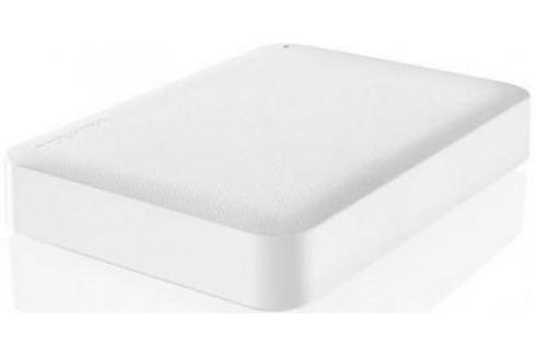 "Внешний жесткий диск 2.5"" USB 3.0 500Gb Toshiba Canvio Ready белый HDTP205EW3AA Внешние жесткие диски"