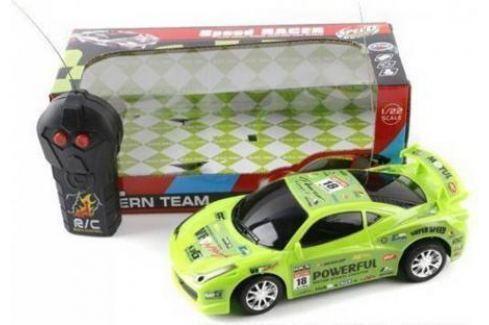 Машинка на радиоуправлении Shantou Gepai 5516-6A от 3 лет зелёный Радиоуправляемые игрушки