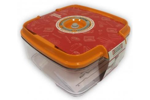 Контейнер для вакуумного упаковщика Status VAC-SQ-20 оранжевый Аксессуары для вакуумных упаковщиков