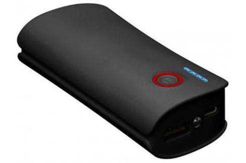 Портативное зарядное устройство IconBIT FTB4000SF 4000mAh черный FT-0081S Внешние аккумуляторы для сотовых телефонов и планшетов