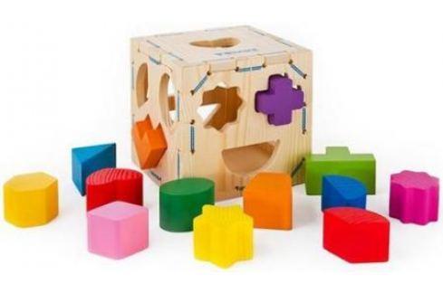 Сортер Томик Геометрические фигуры 967 Развивающие игрушки из дерева