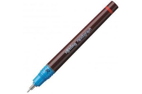 Рапидограф Rotring 0.70мм съемный пишущий узел/заправка тушь сменный картридж 1903473 Ручка капиллярная