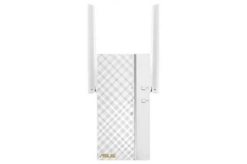 Точка доступа ASUS RP-AC66 802.11aс 1750Mbps 5 ГГц 2.4 ГГц 1xLAN белый Wi-Fi точки доступа