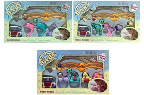 """Интерактивная игрушка Shantou Gepai """"Большое путешествие"""" от 3 месяцев свет, звук, ассортимент, Y1641077 Игрушки-подвески"""