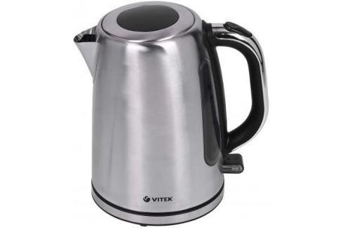Чайник Vitek 7010 SR 2200 Вт серебристый 1.7 л металл Техника для кухни
