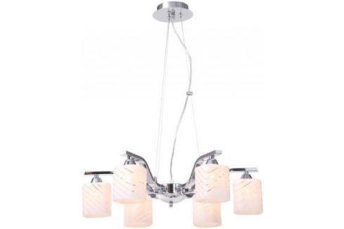 Подвесная люстра Silver Light Tulip 202.54.6 Люстры подвесные