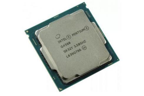 Процессор Intel Pentium G4560 3.5GHz 3Mb Socket 1151 OEM Процессоры