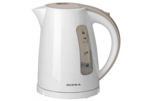 Чайник Supra KES-1726 2200 Вт белый бежевый 1.7 л пластик Техника для кухни
