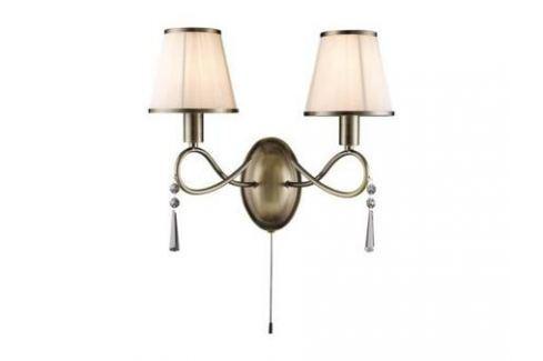 Бра Arte Lamp Logico A1035AP-2AB Бра двойные