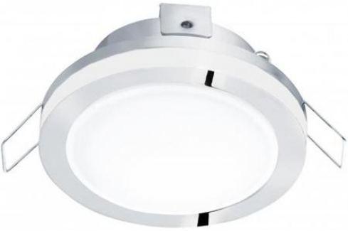 Встраиваемый светодиодный светильник Eglo Pineda 1 95962 Светильники встраиваемые