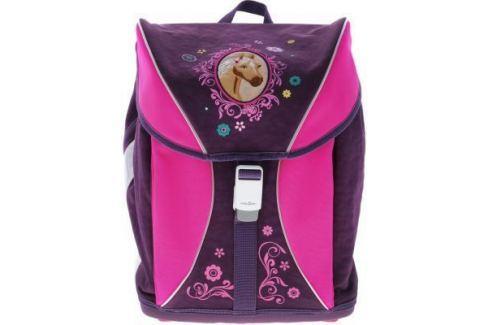 Ранец с анатомической спинкой Tiger Enterprise Voguish Collection: My Horse 22 л розовый 11125/A/TG Ранцы, рюкзаки и сумки