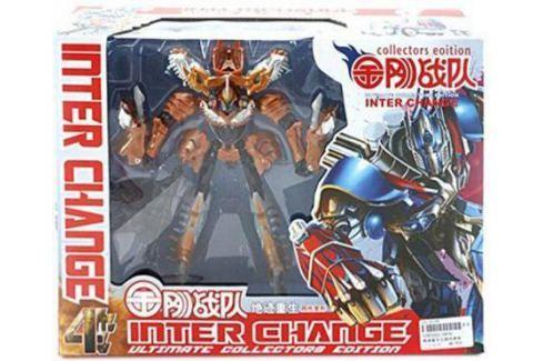 Робот-трансформер Shantou Gepai Робот-дракон 629333 1870 Игрушки