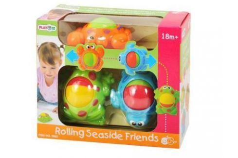 Интерактивная игрушка PlayGo Морские обитатели от 1 года разноцветный 2865 Интерактивные игрушки