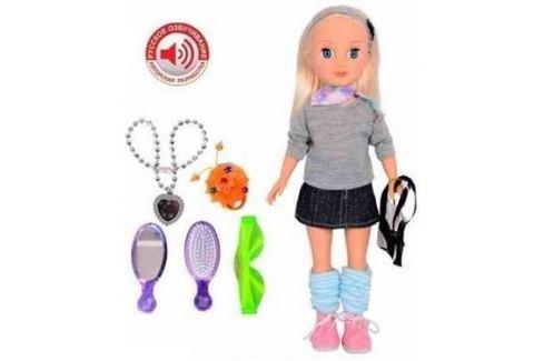 Кукла Zhorya с аксессуарами со звуком Х75555 Интерактивные куклы
