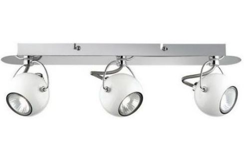Спот Ideal Lux Lunare AP3 Bianco С 3 и более плафонами