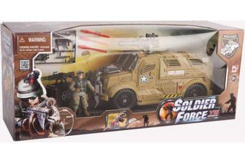 Игровой набор CHAP MEI Бронемобиль пехоты (1 фигура, стреляет) 521005 Игровые наборы для мальчиков