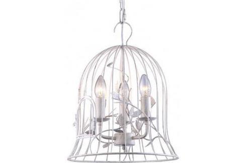 Подвесная люстра Arte Lamp Gabbia A1878SP-3WG Люстры подвесные