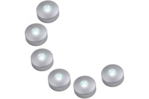 Потолочный светодиодный светильник (08933) Uniel 4500K ULM-R04-1W*6/NW Светильники потолочные