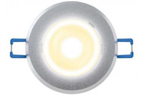 Светодиодный встраиваемый светильник (07621) Uniel 4500K ULM-R31-5W/NW IP20 Sand Silver Светильники встраиваемые
