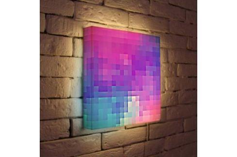 Лайтбокс Абстракция 4 35x35-053 Светильники квадратные
