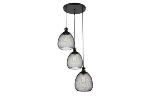 Подвесной светильник Maytoni Grille T018-03-B Светильники лофт