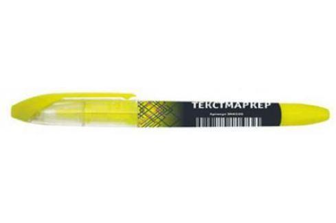 Фломастер Index IMH500/YL желтый Фломастеры