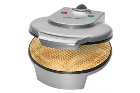 Вафельница Bomann HA 5017 CB серый Приборы для приготовления хот-догов