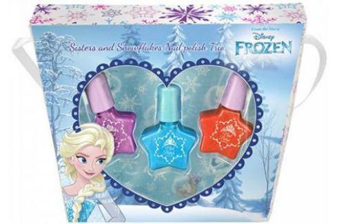 Игровой набор детской декоративной косметики Markwins Frozen Эльза 9606451 3 предмета Косметика и украшения для девочек