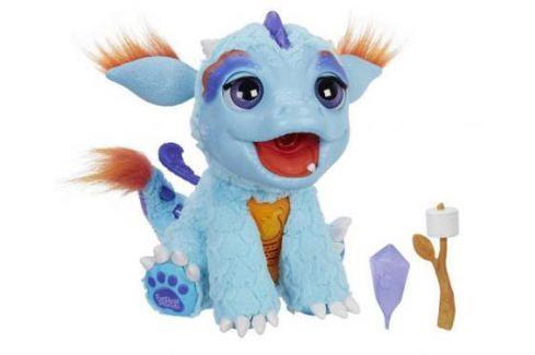 Интерактивная игрушка Hasbro Милый дракоша от 4 лет голубой B5142 Интерактивные животные и роботы