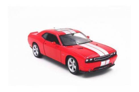 Автомобиль Welly Dodge Challenger SRT 1:24 красный 24049 в ассортименте Детские модели машинок
