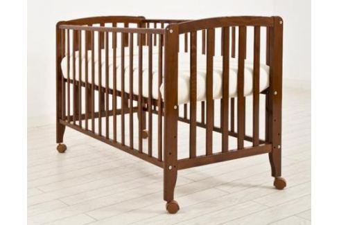 Кроватка Angela Bella Бьянка (орех) Кроватки без укачивания